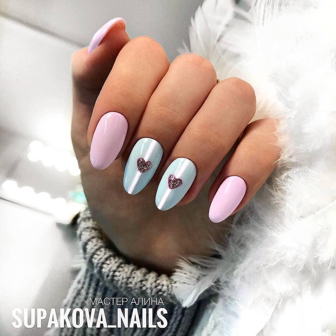 Purple Nails 2019 Landofnail Com